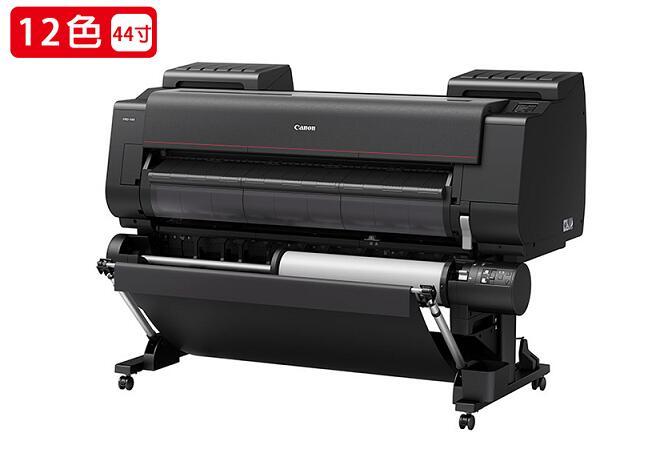 <font color='#333333'>新一代佳能12色影像级大幅面打印机</font>